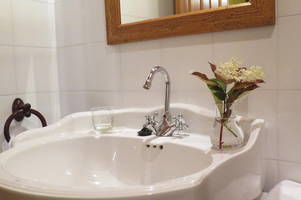 El Molino de Bonaco: casa Agua