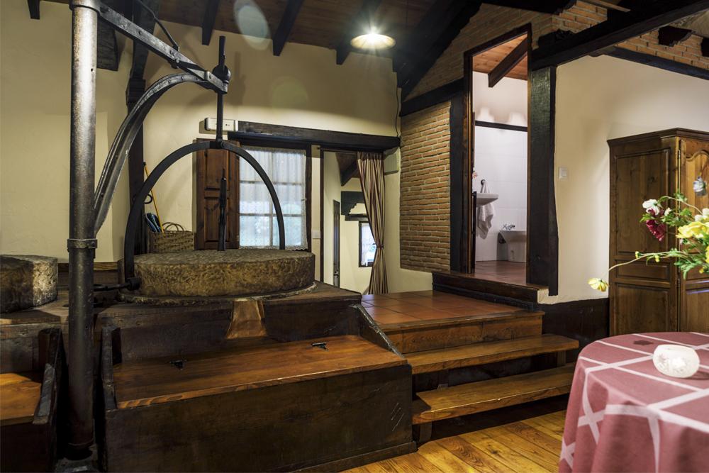El Molino de Bonaco: casa independiente El Molino