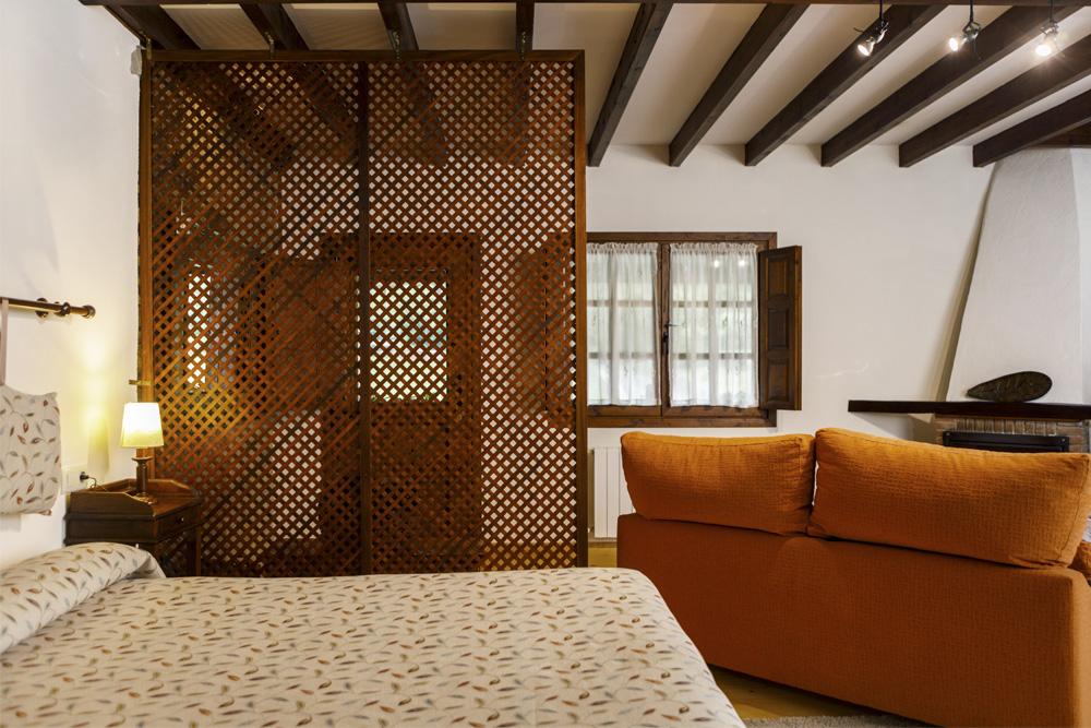 El Molino de Bonaco: apartamento El Pajar